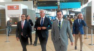 Visita aeropuerto de Faro (2)