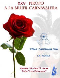 XXV Piropo a la Mujer Carnavalera (1)