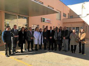 visita centro salud Lepe 03