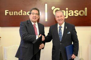 Acuerdo Cajasol y Consejo de Hermandades de Huelva (2)