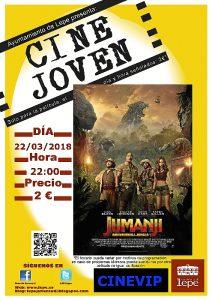Cine Joven 22032018