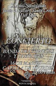 Concierto Semana Santa Punta