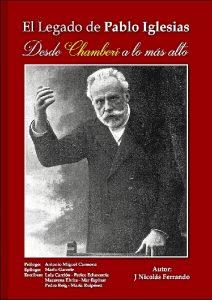 El legado de Pablo Iglesias - Portada libro