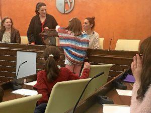 Pleno infantil en Almonte (2)
