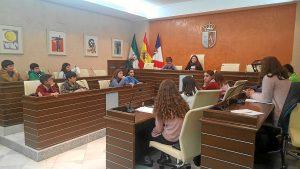 Pleno infantil en Almonte (3)
