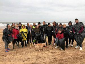 Temporal Limpieza Playa Voluntarios (12)