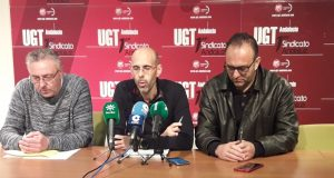 UGT anuncia huelga en la lonja de Isla Cristina