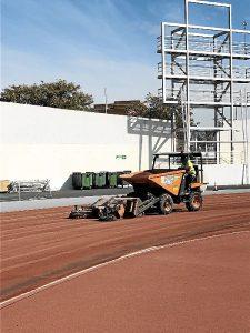 obras Estadio Atletismo