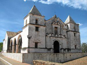 Iglesia de Clarines en Venezuela.