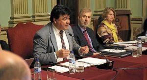 Pleno de marzo en Huelva (1)