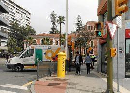 Herido grave al ser atropellado por un anciano en Huelva