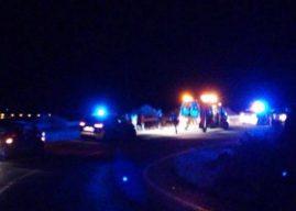 Trágico accidente en Almonte: dos menores muertos y seis heridos