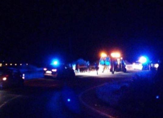 Trágico accidente en Almonte: dos menores muertos y otras seis personas heridas
