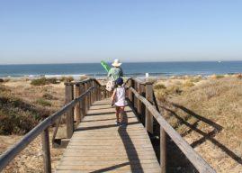 Huelva se presenta en París como el mejor destino para viajar en familia