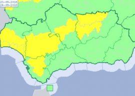 Aviso amarillo en Huelva: temperaturas de hasta 38 grados