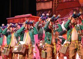 En el Gran Teatro ya resuenan los ecos carnavaleros