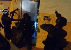Cae una red de tráfico de personas y drogas que operaba en Huelva