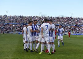 El Recreativo se atasca ante un gran San Fernando (1-1)