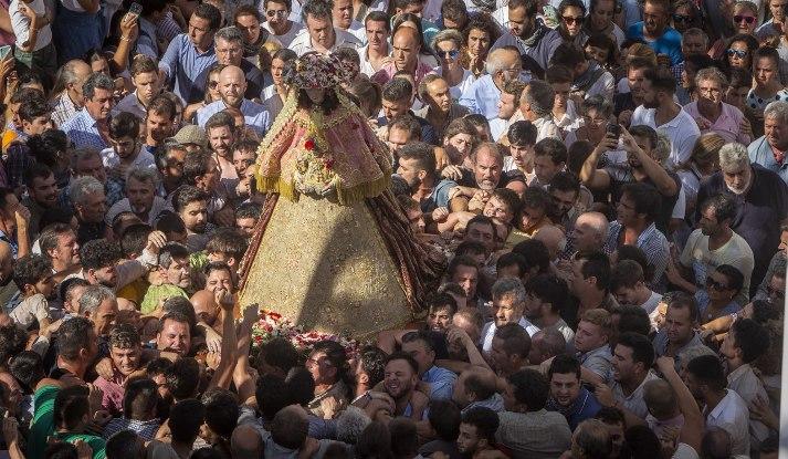 Arrancan Los Preparativos Para El Traslado De La Virgen Y El Rocío 2020