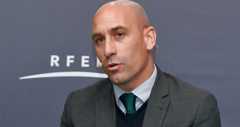 Image result for luis rubiales