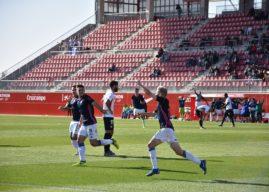 El Recreativo por fin despierta y gana al Sevilla Atlético (1-3)