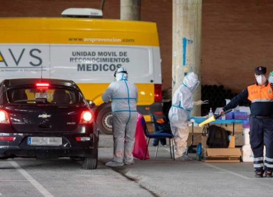 Mazazo del Covid en Huelva: este miércoles pierden la vida 5 personas