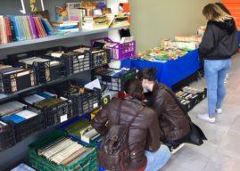 La librería de Ayre Solidario vuelve a abrir sus puertas en Holea