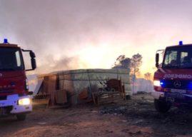 Denuncian que mafias provocan incendios en los asentamientos