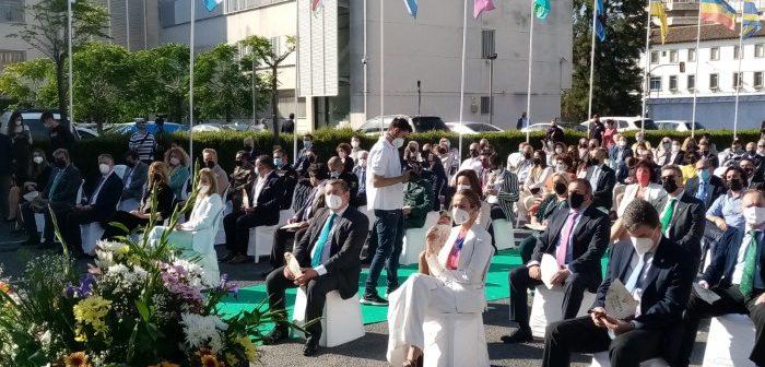 Encuentro provincial 'Esperando volver a caminar', con hermandades rocieras de la provincia.
