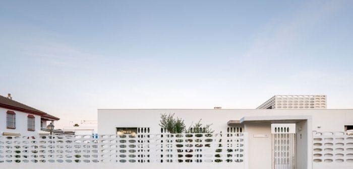 Casa-Patio en la playa, de Baum Lab S.L.P., XXVIII Premio de Arquitectura de Huelva